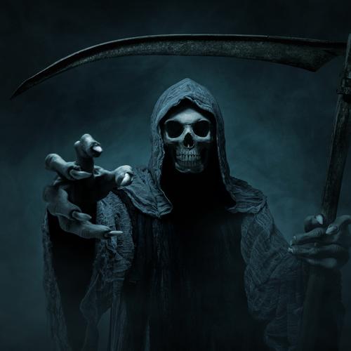 Allégorie de la mort