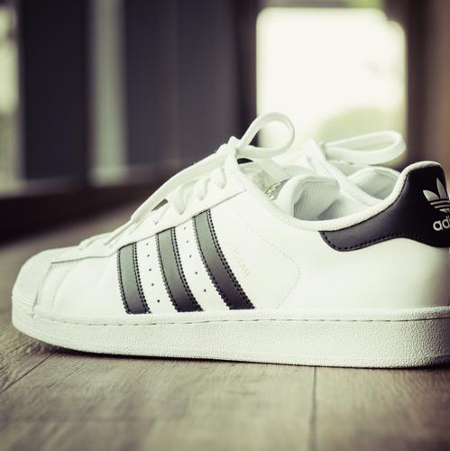Basket, chaussure à la  mode