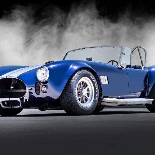 La Cobra, voiture de légende ...