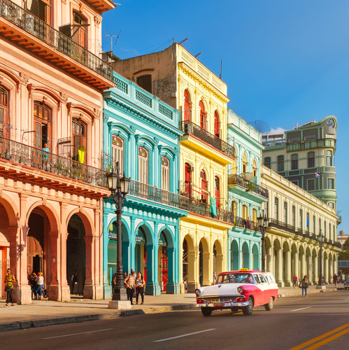 La Havane, capitale de Cuba