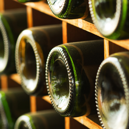 Multiples culs de bouteilles