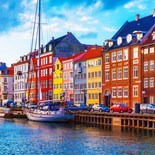 Copenhague, capitale du Danemark