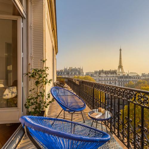Eté à Paris