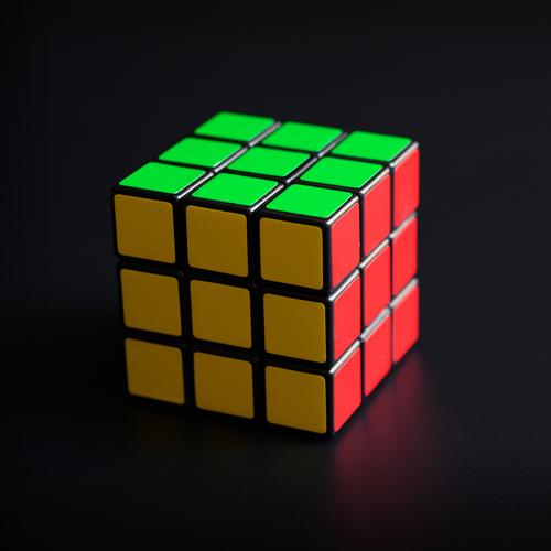 Face d'un cube