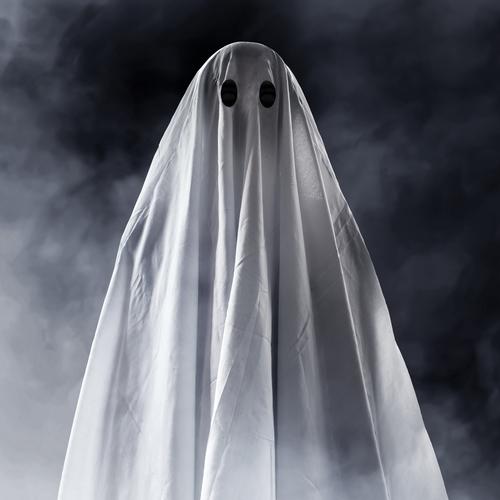 Bou ! un fantôme ...