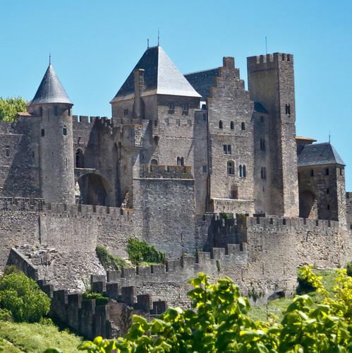 Château fort de Carcassonne
