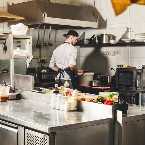 Galopin en cuisine