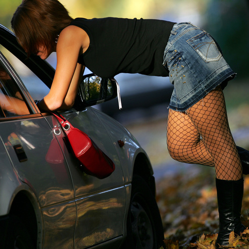 Grue, prostituée