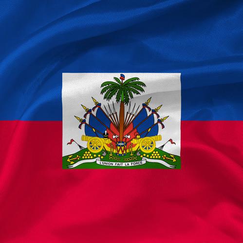 Drapeau d'Haïti