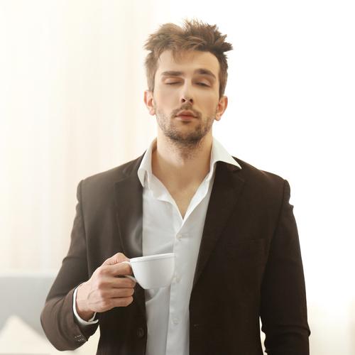 Le café est inhérent à un bon réveil !!!