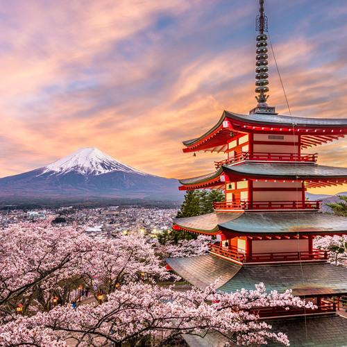 Temple japonais situé à Tokyo