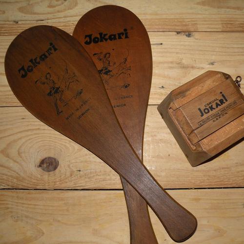 Jokari, jeu de raquette