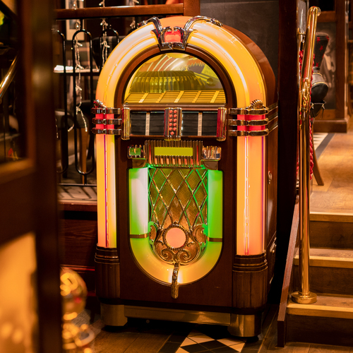 Jukebox, toute la musique ...