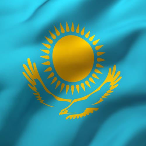Drapeau du Kazakhstan