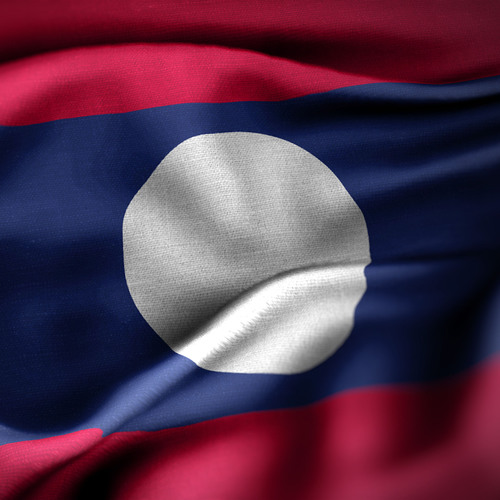 Drapeau du Laos