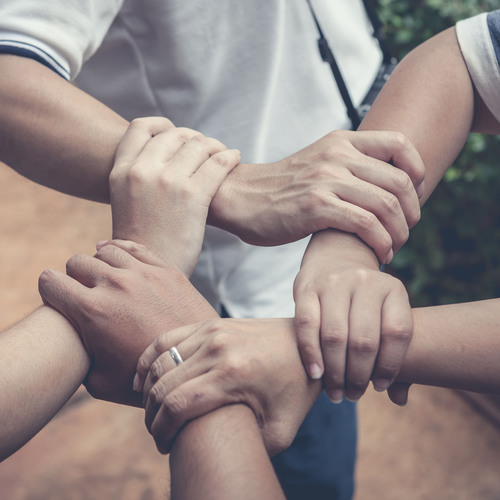 Des liens entre des individus