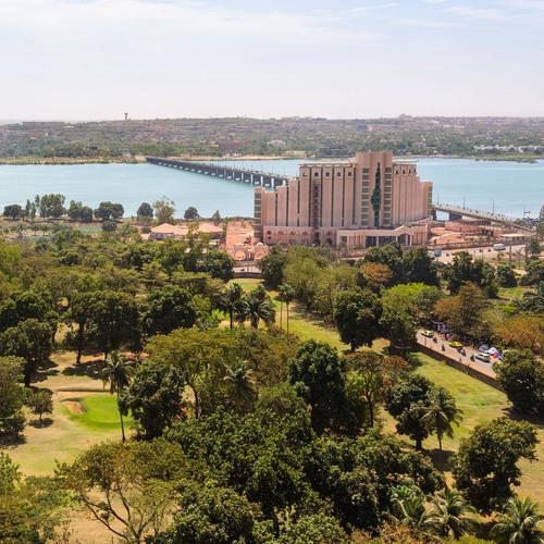 Bamako, capitale du Mali