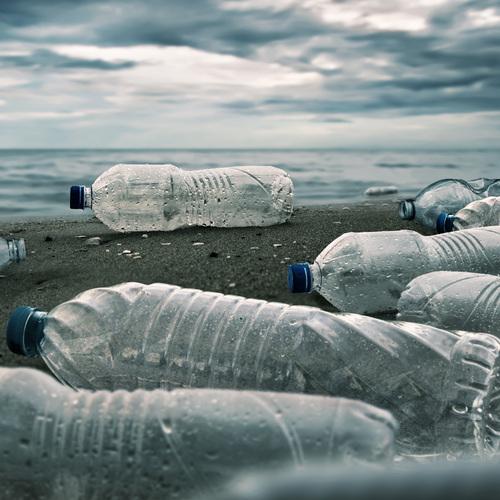 Plastique, source de pollution