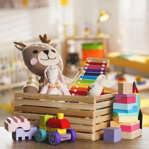 Quelques jouets ...