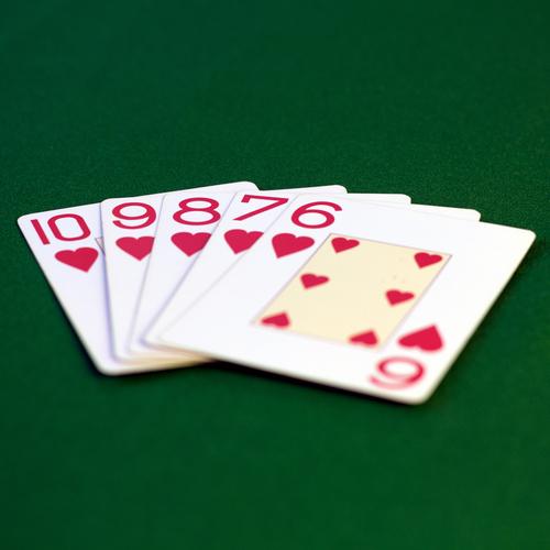 Quinte, jeu de cartes