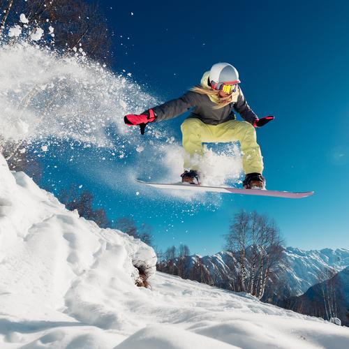 Rider / Snowboard