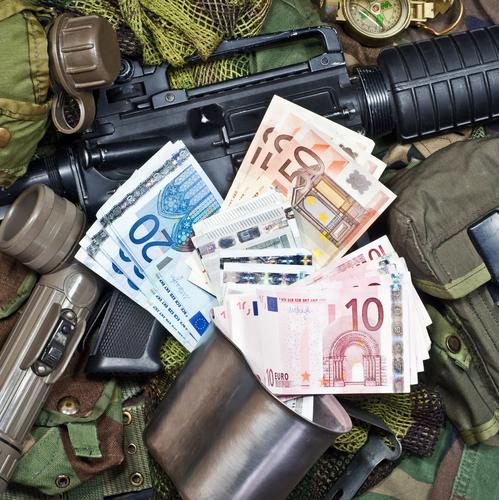 Solde, salaire de militaire