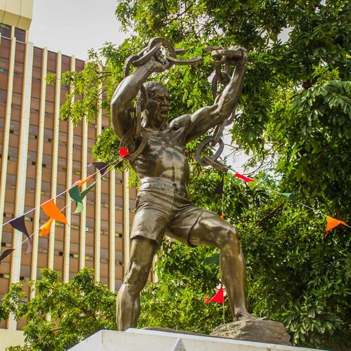 Lusaka, capitale de la Zambie