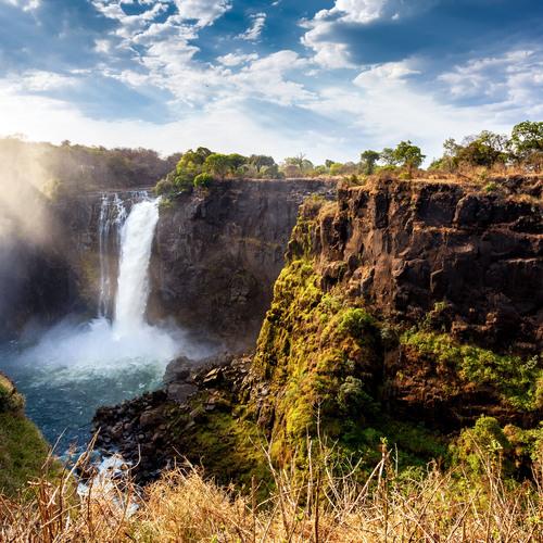 Cascade zambienne